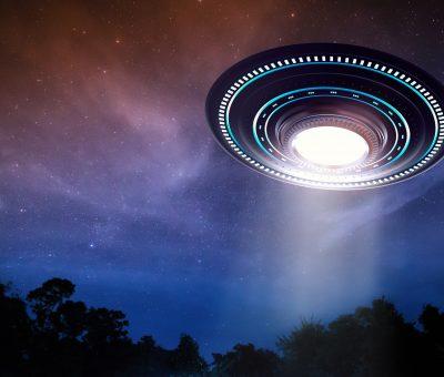 Testimone britannico avvista un UFO