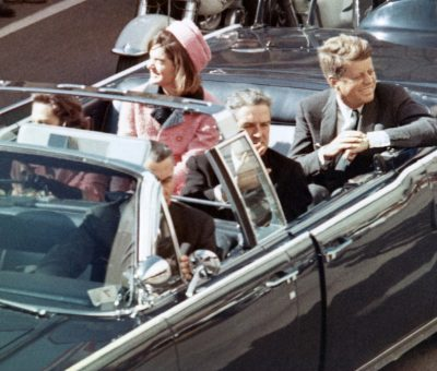 assassinio Jfk