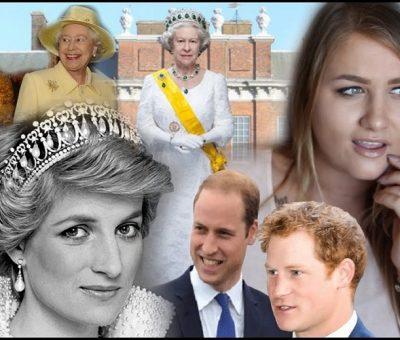 teoria del complotto royal family