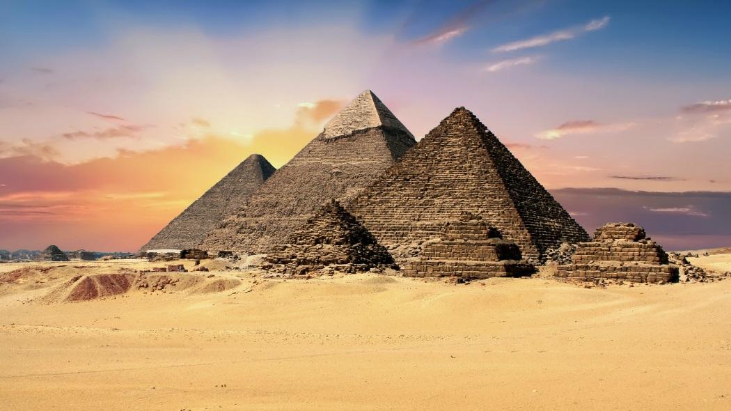 mistero a Giza