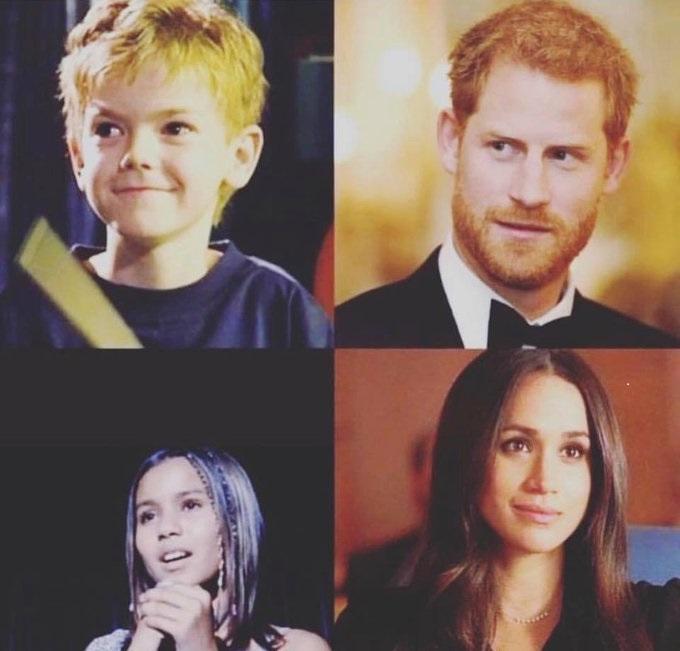 love actually ha predetto il royal love?