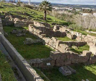 scoperta città antica in Grecia